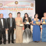 distinguished alumni awardees