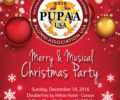 PUPAA-USA Christmas Party 2016